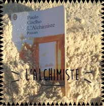 photo livre l'alchimiste
